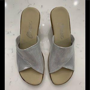 Onex Wedge Sandals
